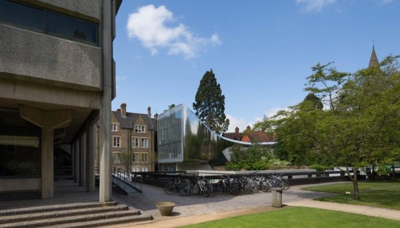 Une récompense pour deux architectures de Zaha Hadid