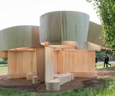 Frank Barkow Regine Leibinger Serpentine Summer House Londres