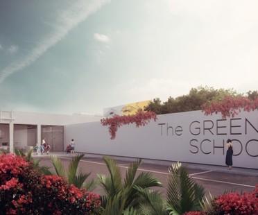 Carlo Ratti Associati, The Greene School, Ecole Jardin, Floride