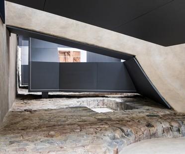 CN10 Architetti Torre del Borgo Villa D'Adda Bergame