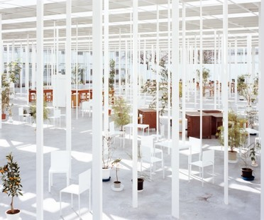 Junya Ishigami remporte le BSI Swiss Architectural Award