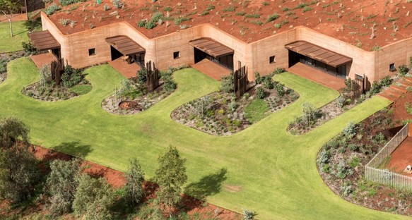 Luigi Rosselli Architects, The Great Wall of WA, Terra Awards