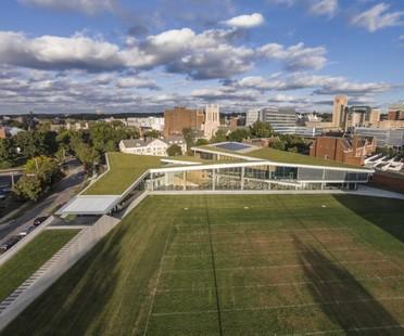 Perkins+Will, Centre Universitaire Tinkham Veale, CWRU, Ohio