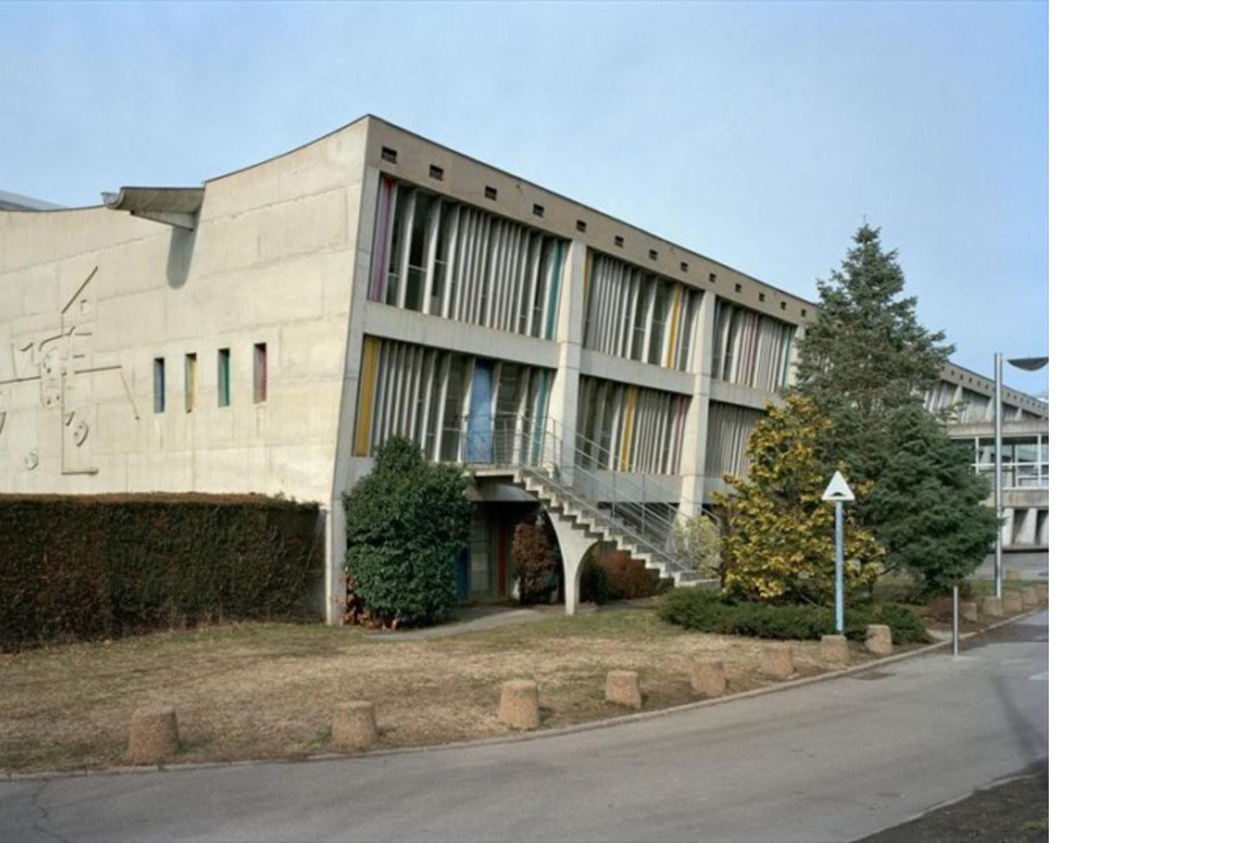 Les Architectures De Le Corbusier Patrimoine Mondial