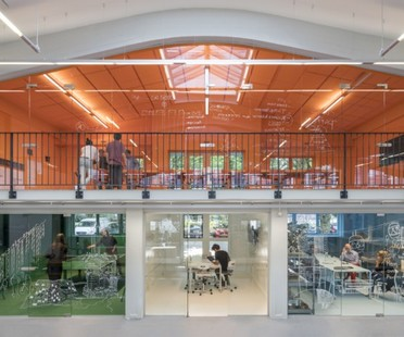 MVRDV House: Nouveaux bureaux à Rotterdam