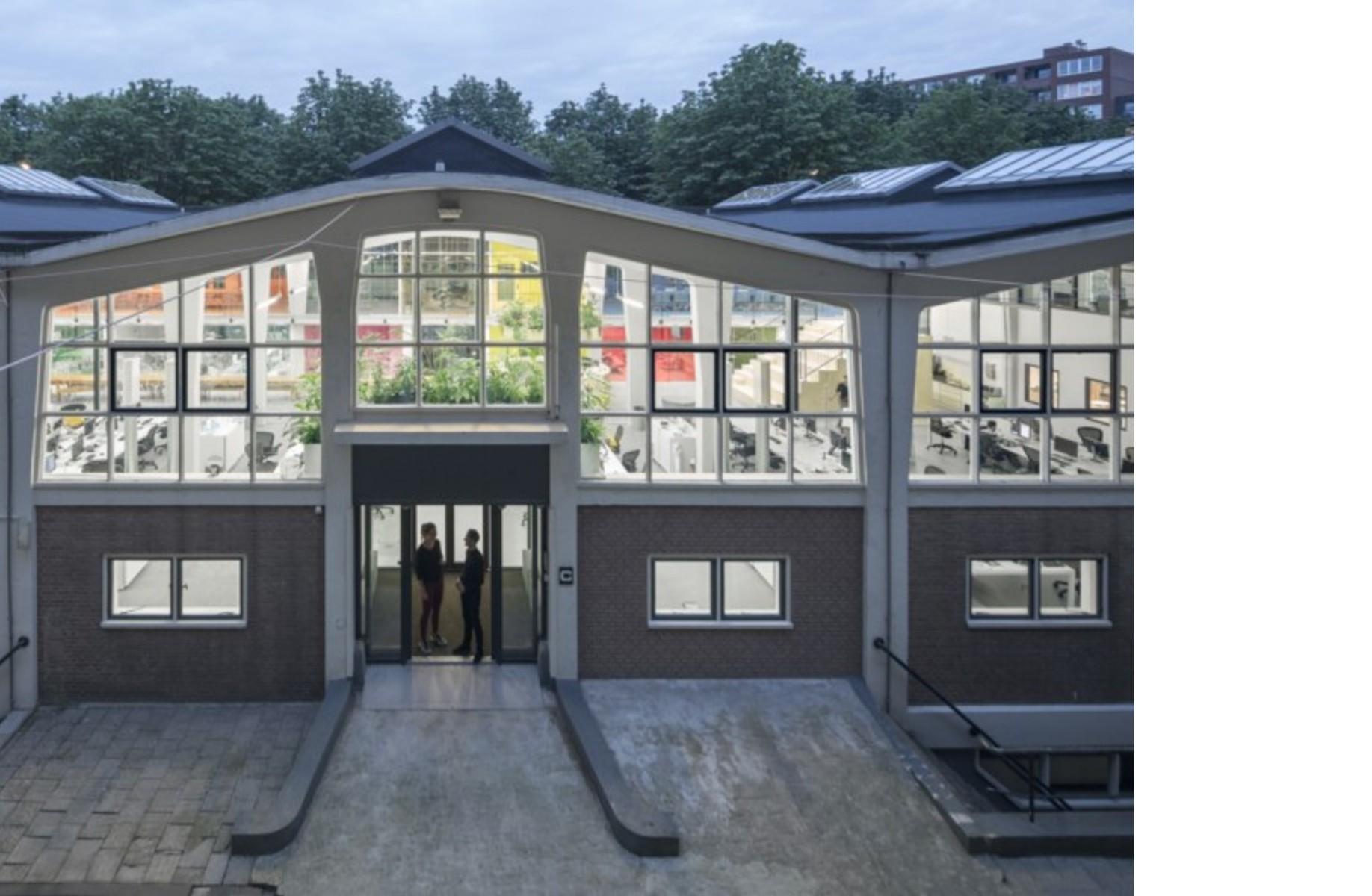 Mvrdv House Nouveaux Bureaux A Rotterdam Floornature