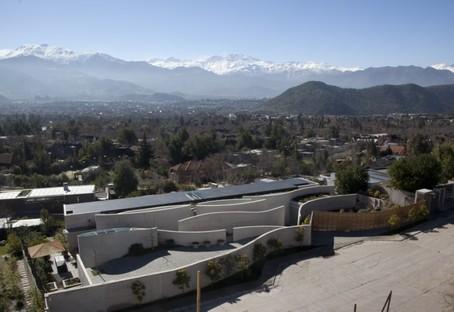 Cazu Zegers Casa Soplo - Whisper House Santiago Chili