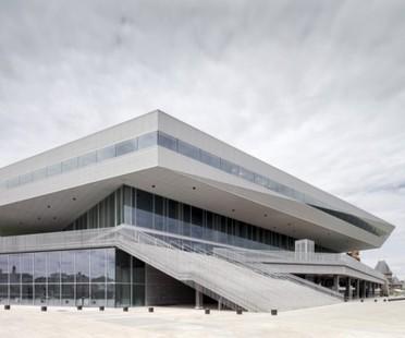 Schmidt Hammer Lassen DOKK1 la meilleure bibliothèque au monde
