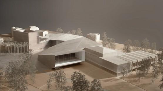 A SpazioFMG Landa Arquitectos & Piuarch