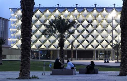 Gerber Architekten, Bibliothèque Nationale Roi Fahd, Riyad
