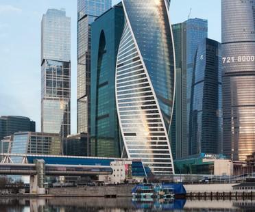 RMJM, Evolution Tower, Moscou