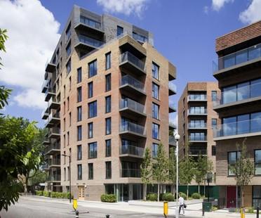dRMM Architects, Complexe Résidentiel, Trafalgar Place, Londres