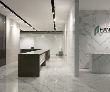 Archilinea Fiandre Architectural Surfaces Cersaie 2016