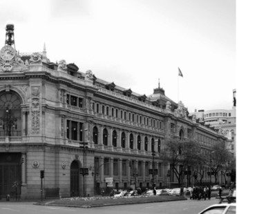 Paredes Pedrosa Arquitectos, Banque Nationale d'Espagne, Madrid