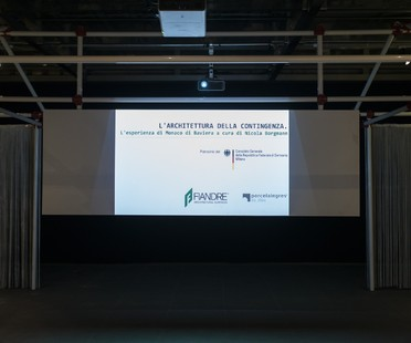 Nicola Borgmann au FAB de Milan L'Architecture de la Contingence