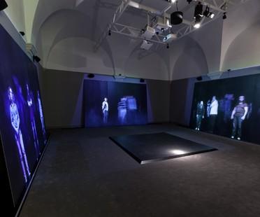 MaxFine aux Musées du Vatican avec Studio Azzurro, In Principio (e poi)