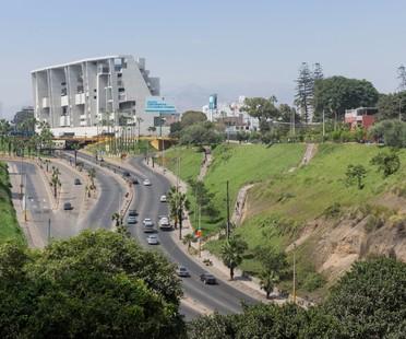 Grafton Architects, Campus Universitaire UTEC à Lima, Pérou