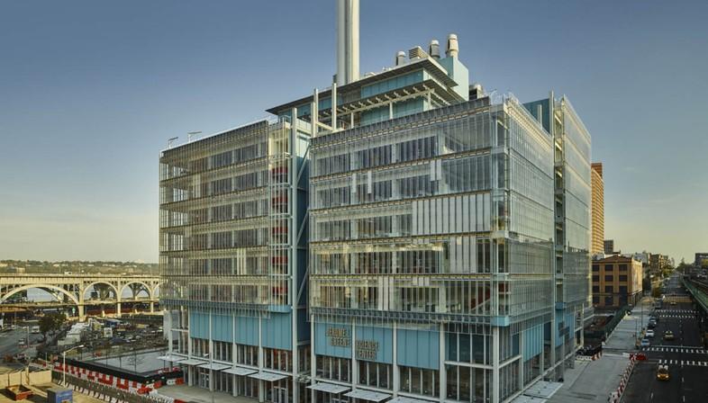 Renzo Piano Building Workshop, Columbia Manhattanville Campus