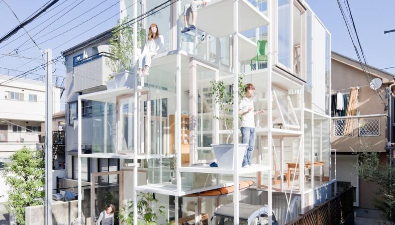 The Japanese House L'Architecture et la vie de 1945 à nos jours