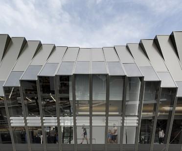 Francis-Jones Morehen Thorp, The Waterfront Pavilion, Sydney