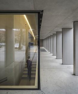Robert Konieczny – KWK Promes, le Musée National de Szczecin est le World Building of the Year 2016