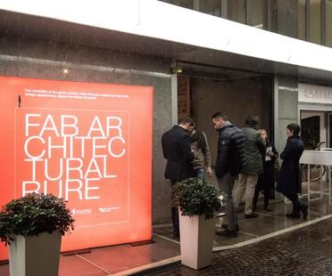 Luca Gnizio, eco-social designer au FAB Milan