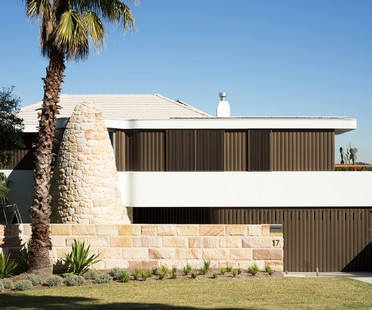 Luigi Rosselli Architects, Martello Tower Home