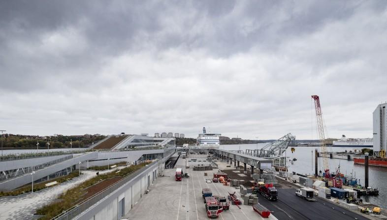 C.F. Møller, Nouveau Terminal Ferries de Stockholm