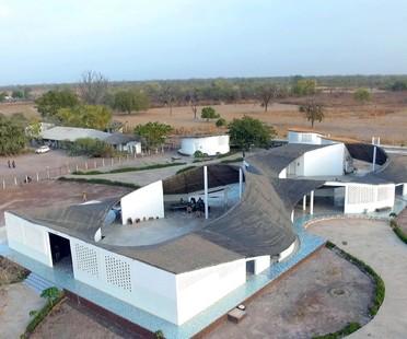 Toshiko Mori Architects, Thread, Résidence pour Artistes et Centre Culturel, Sénégal