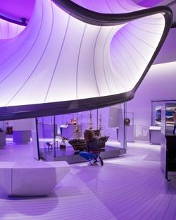Zaha Hadid Architects, Mathematics: The Winton Gallery, Londres
