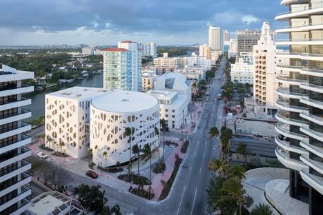 OMA, Faena Forum, Faena Bazaar et Park - Miami Beach