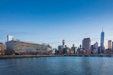 Dattner Architects et WXY architecture + urban design Manhattan Districts 1/2/5 Garage et Salt Shed