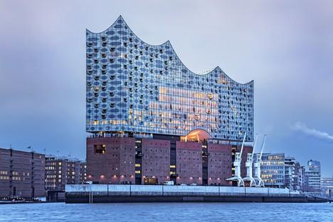 Inauguration de l'Elbphilharmonie de Hambourg conçue par Herzog & de Meuron