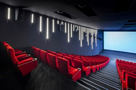 Manuelle Gautrand Architecture, Cinéma Alesia, Paris