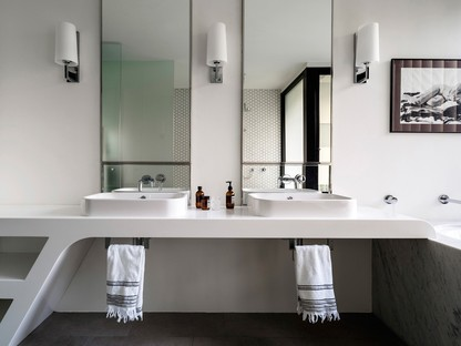 Luigi Rosselli Architects, Duplex en ville, Sydney
