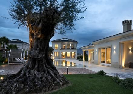Cabinet Marco Piva, Villa à Tirana