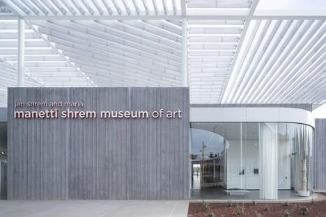Bohlin Cywinski Jackson, Manetti Shrem Museum of Art