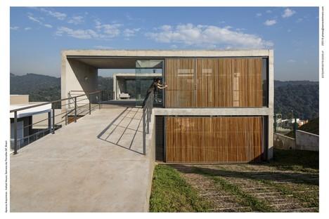 Apiacas Arquitetos Itahye House São Paulo, Brésil