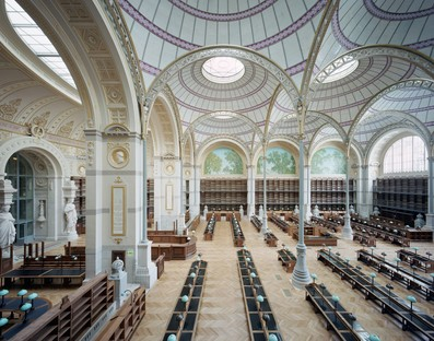 Bruno Gaudin et Virginie Brégal Architectes Rénovation Site Richelieu à Paris
