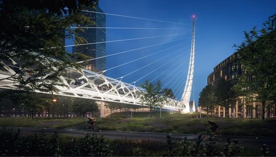 Santiago Calatrava transforme la Péninsule de Greenwich, Londres