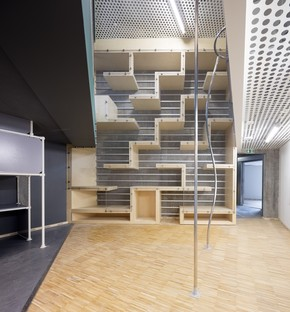 MVRDV + ADEPT, KuBe House of Culture and Movement