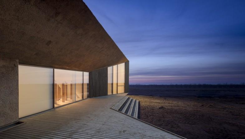 Dorte Mandrup, New Danish Wadden Sea Centre, Esbjerg