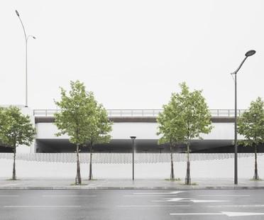 Data Architectes Centre de Collecte – Île Écologique Porte de Pantin Paris
