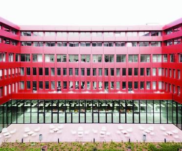 ECDM Campus EDF - Plateau de Paris - Saclay l'architecture de la serendipité
