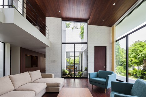 Vo Trong Nghia Architects + ICADA - Une Maison à Nha Trang