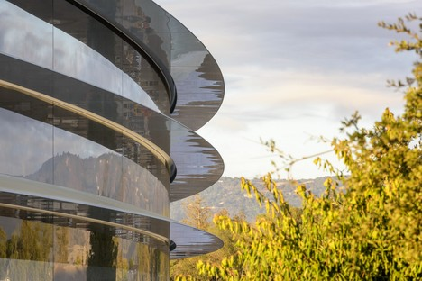 Foster + Partners Apple Park Santa Clara Valley
