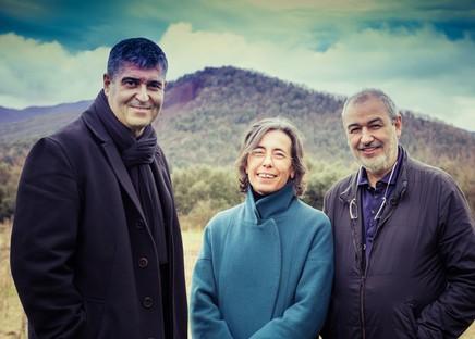 Rafael Aranda, Carme Pigem et Ramón Vilalta Pritzker Prize 2017