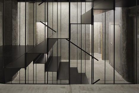Florian Busch Architects K8 Bar Galerie à Kyoto