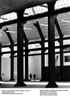 Exposition Rafael Moneo Théorie par la pratique professionnelle