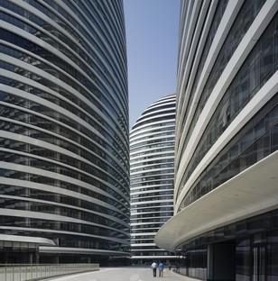 Un prix au Wangjing Soho de Zaha Hadid Architects
